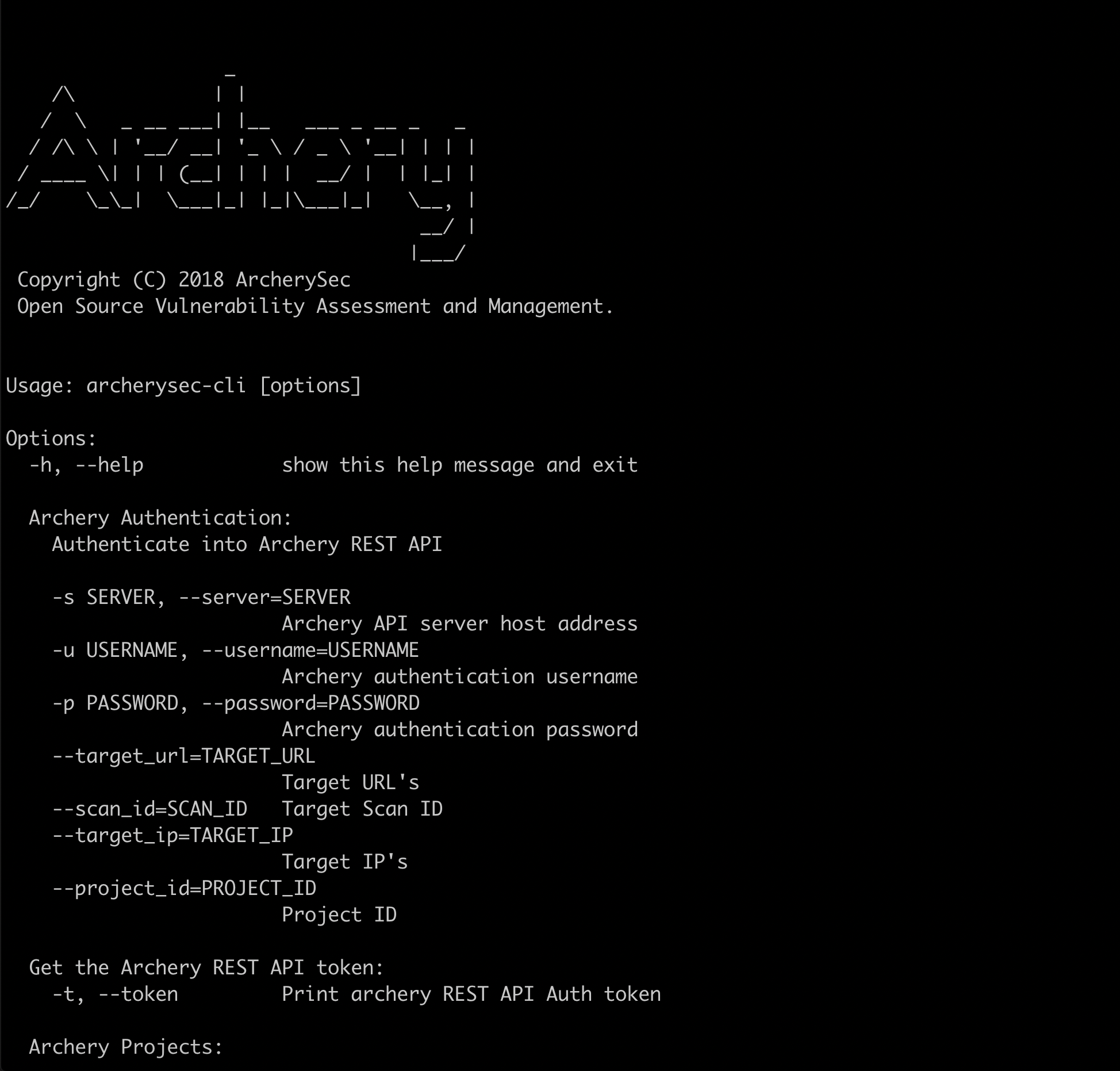 Announcing the First Release of Archery Tool CLI